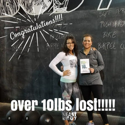 🎉Yeay🎉 Congrats Maricela!!!! Over 10lb