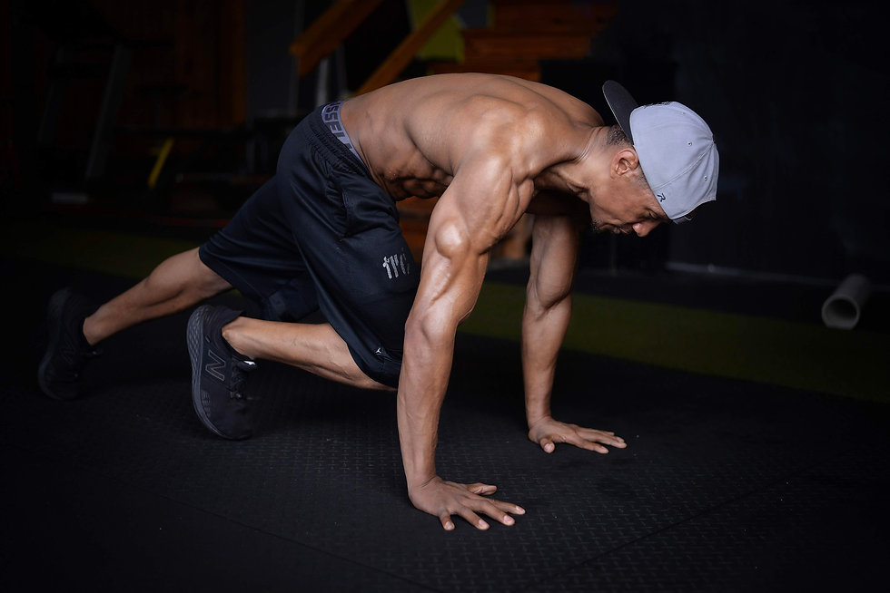 Beast Body Fitness Tremayne Dortchjpg