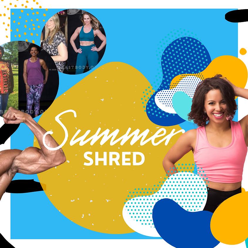 Summer Shred Challenge