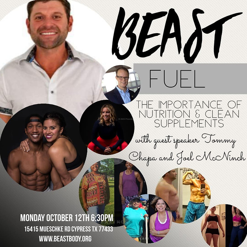 Beast Fuel