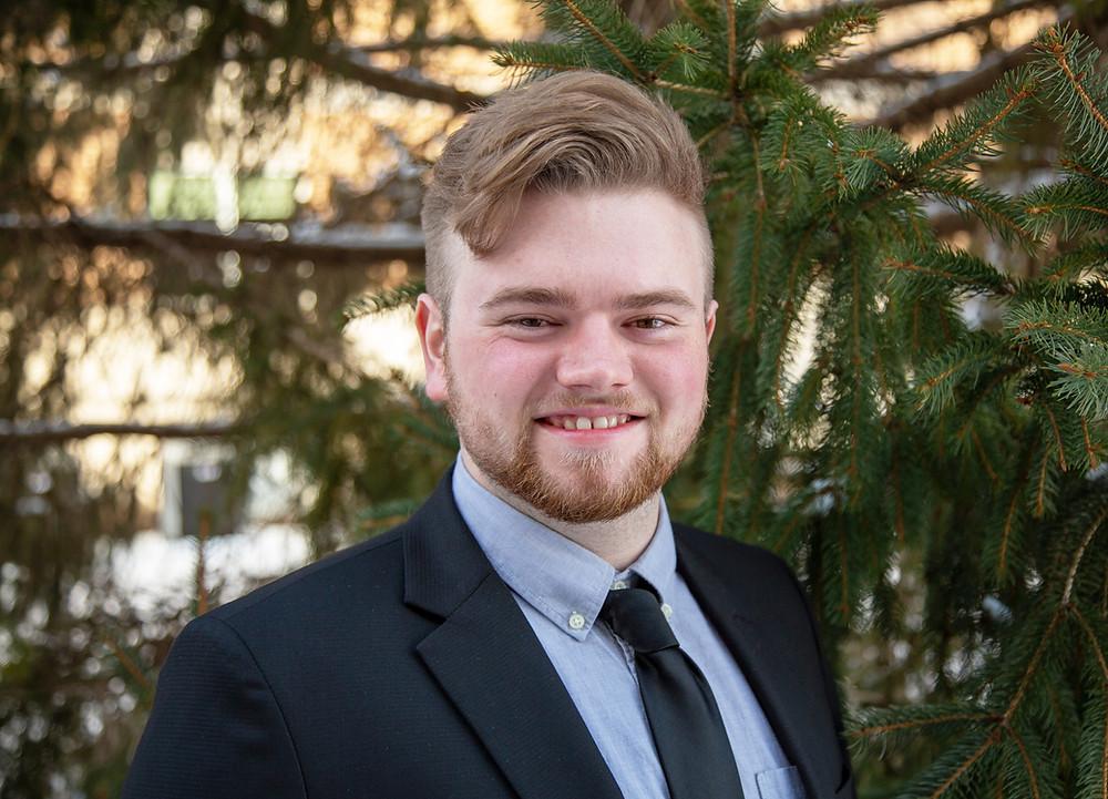 Photo of Dominic Hanson