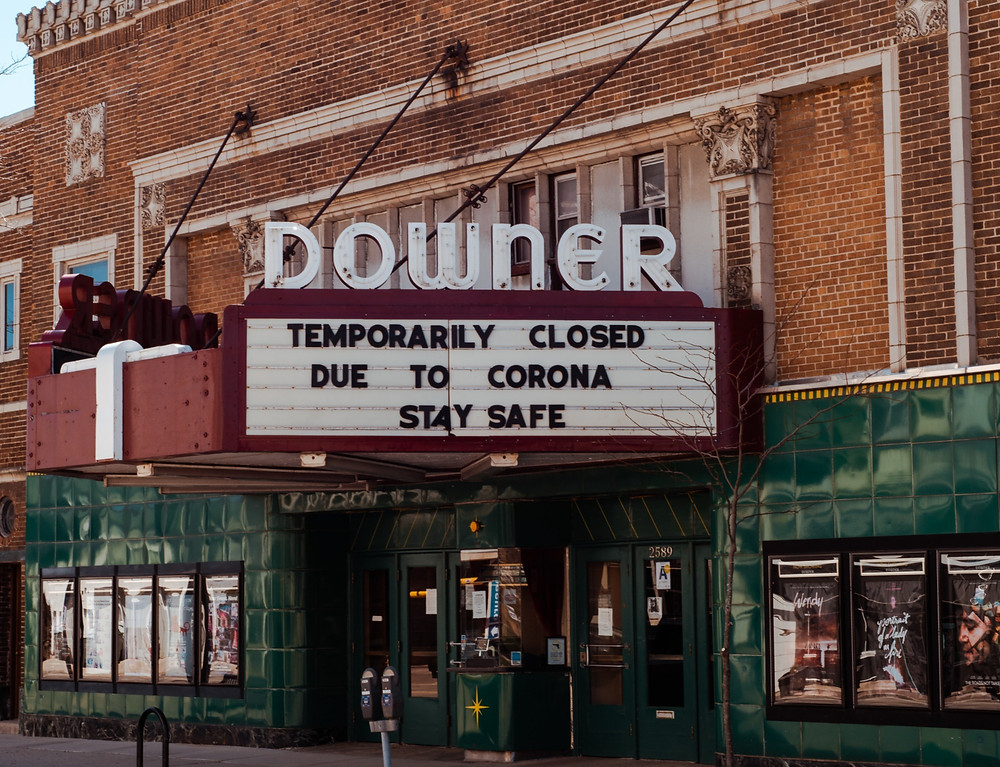 Downer Theater in Milwaukee, WI