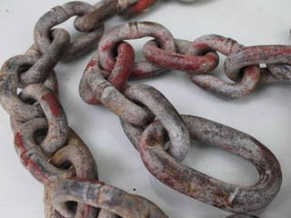 Wash Your Chain And Anchor!
