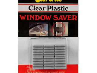 Clear Plastic Window Savers