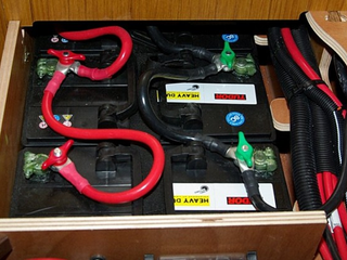 Boat Battery Cables