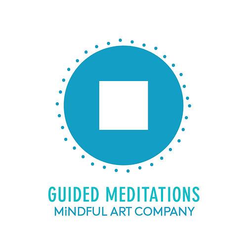 Guided Meditations - Digital Album