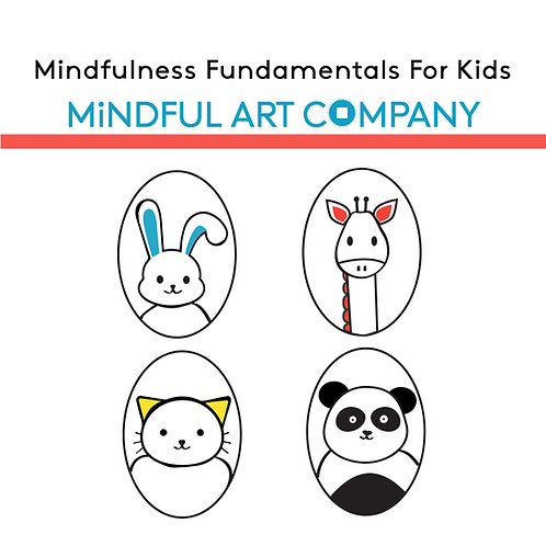 Mindfulness Fundamentals For Kids - Digital Album