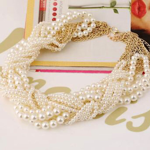 Twisted Peal Jewerly Set