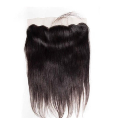 10A Raw Virgin Straight Frontal