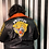 Thumbnail: Drippin Tiger Vintage Leather Jacket