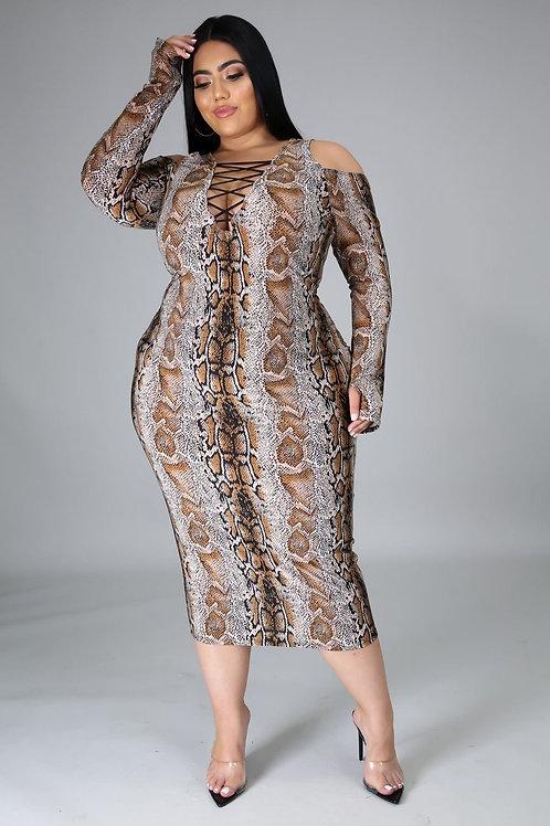 Feeling Wild Dress