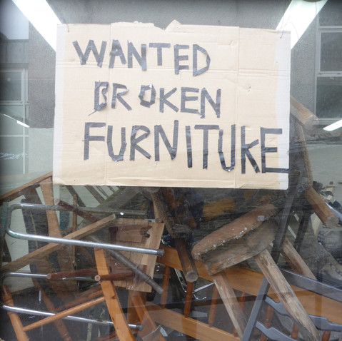 Broken Furniture Project