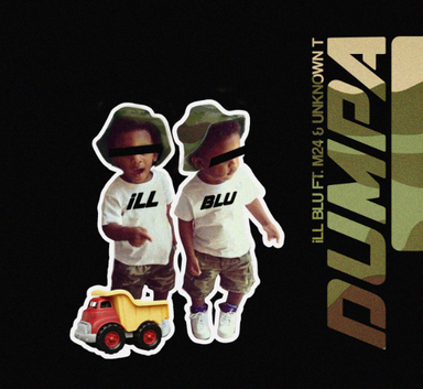 iLL BLU Call On M24 & Unknown T For Another Drill-infused Track
