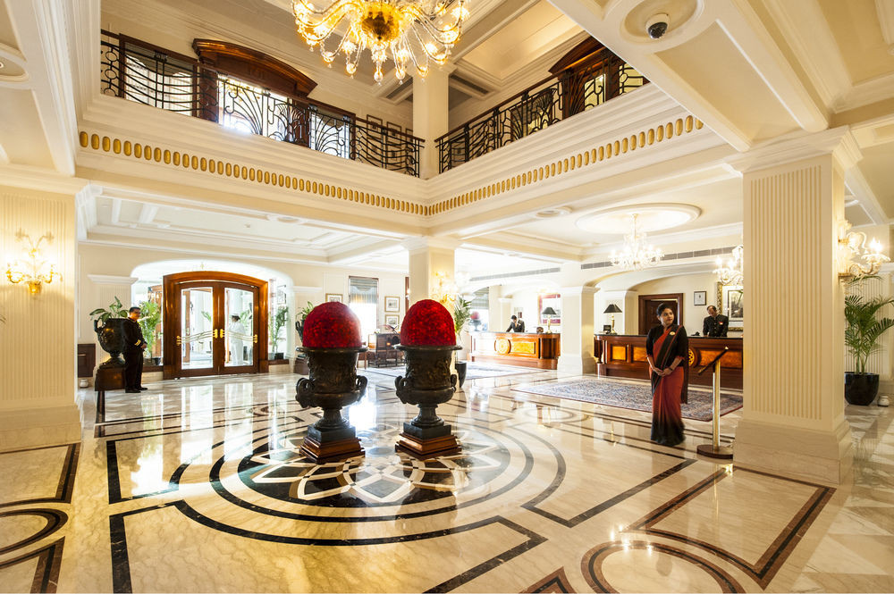 The Imperial Hotel in Central Delhi