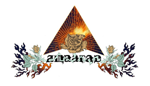 logo for Amaarae, musician based out of Accra, Ghana (version 2)
