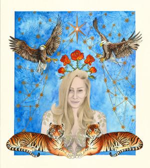 portrait of Julie Rose Frost
