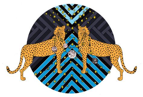 logo design for JUPTR, a band based out of Burlington, VT