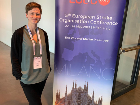 MAGBBRIS at the European Stroke Organisation Conference