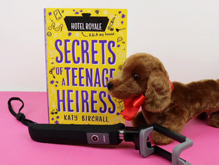 Secrets of a Teenage Heiress out now!