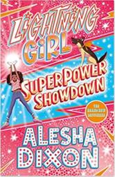 Lightning Girl 4: Superpower Showdown
