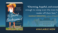 THE SECRET BRIDESMAID US EDITION OUT TODAY!