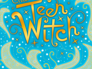 MORGAN CHARMLEY: TEEN WITCH OUT NOW