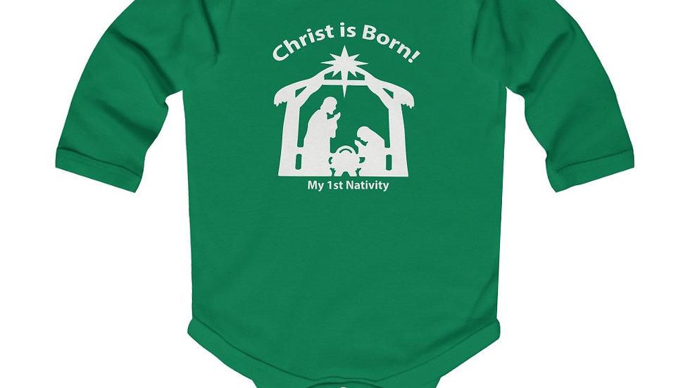 My First Nativity Onsie