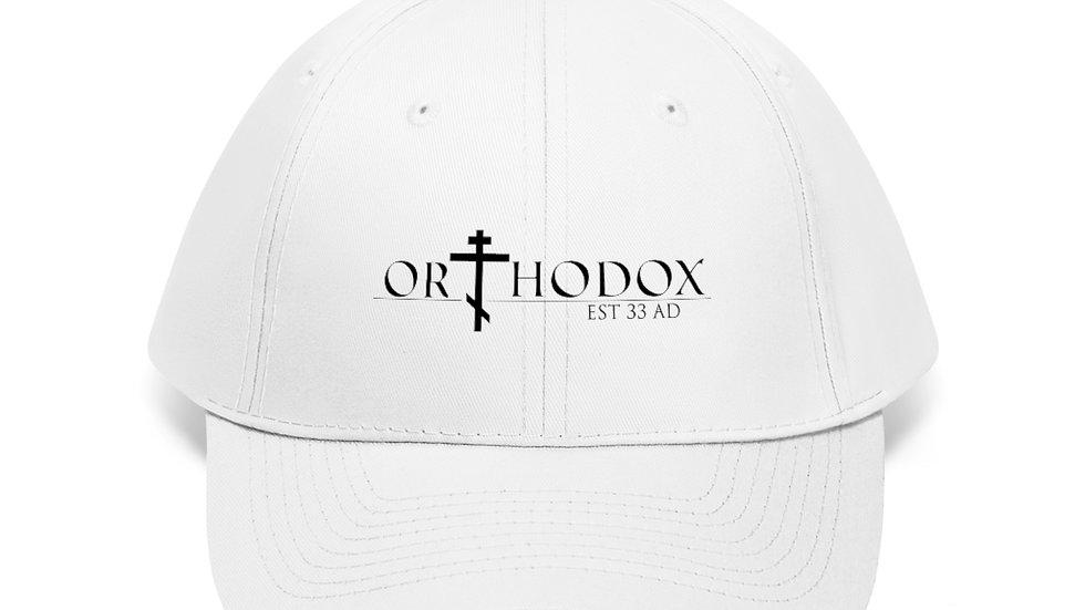 33 AD Twill Hat