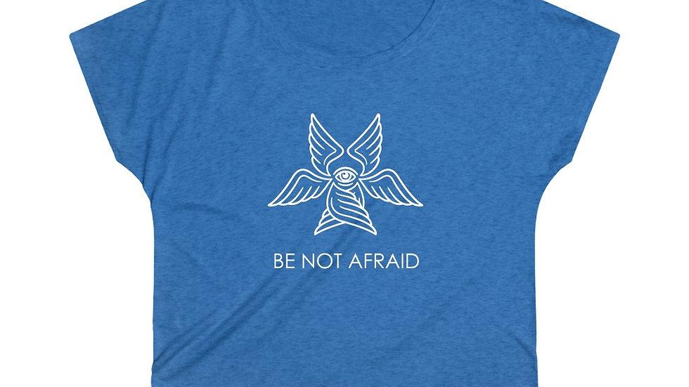 Be not Afraid sloop neck