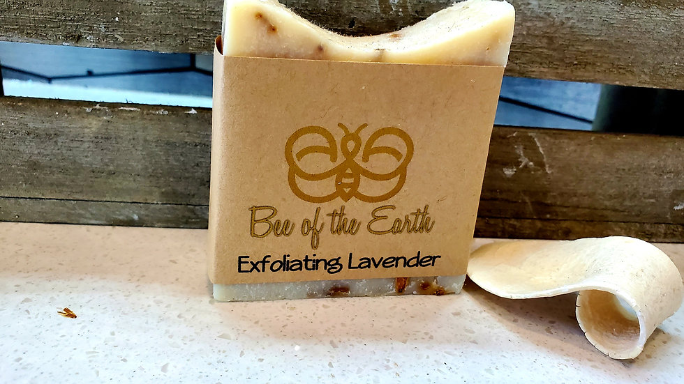 Exfoliating Lavender