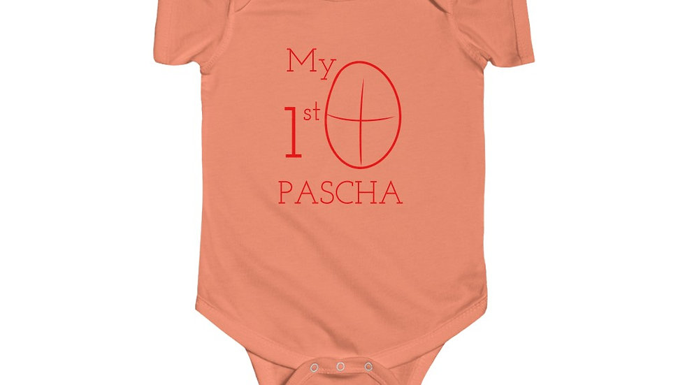 My First Pascha Onsie