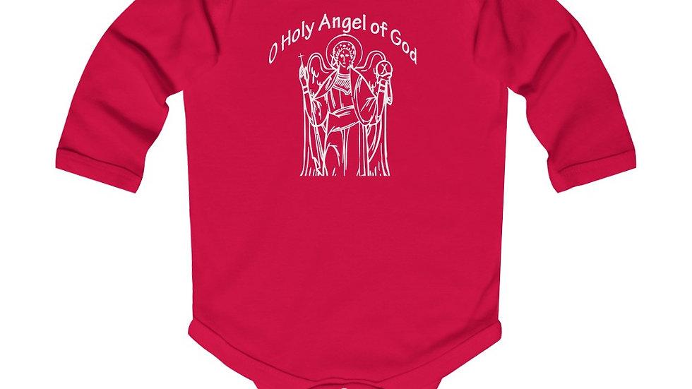 Guardian Angel Infant Long Sleeve onesie