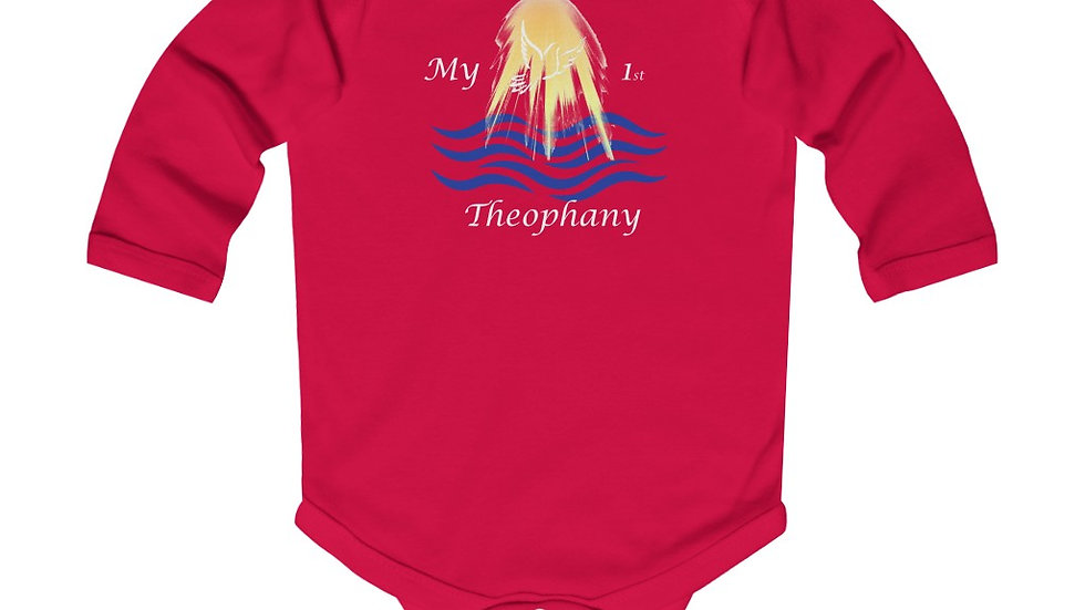 My First Theophany Onsie