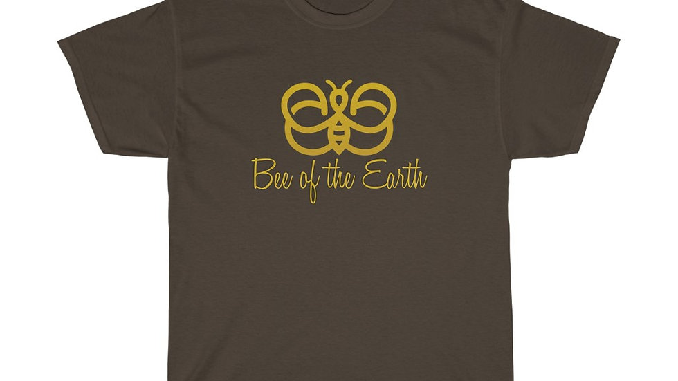 Bee of the Earth Adult Tee