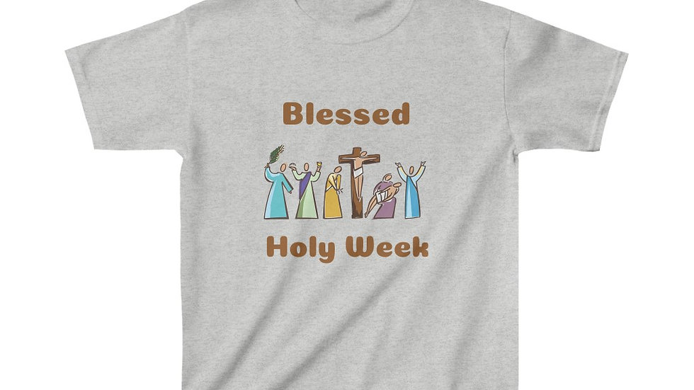 Kids Holy Week Tee
