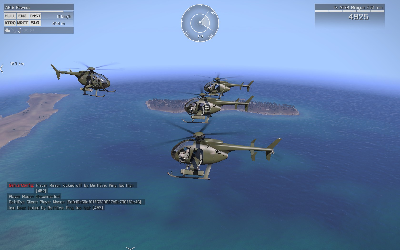 Arma 3 Formation Training