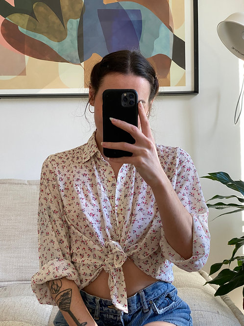 BLOUSE BLOOMING