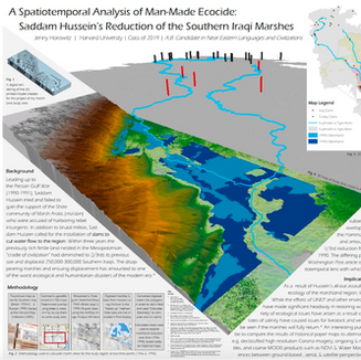 Harvard Center for Geographic Analysis Howard T. Fisher Prize