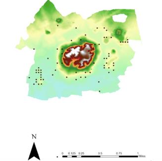 Beveled Rim Distribution - Tell Brak