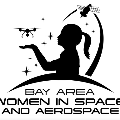 Bay Area Women in Space and Aerospace (BAWISA)  Logo Design