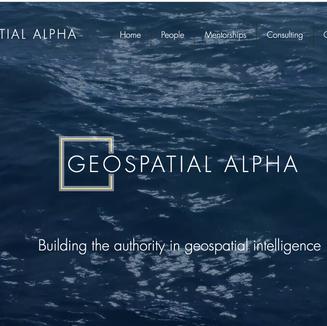 Intern, Geospatial Alpha