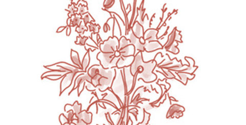 """Bouquet de fleurs """"surprise"""" - pour jeudi"""