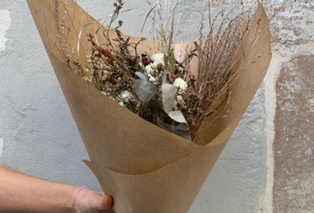 Bouquet de fleurs séchées 02