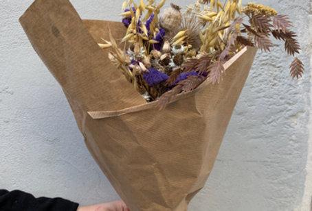 Bouquet de fleurs séchées 03