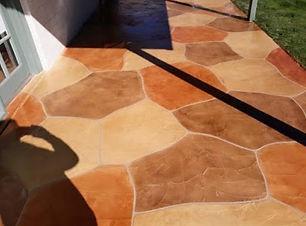Flagstone Concrete Coating
