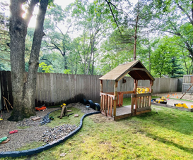 Sensory Garden and Play House