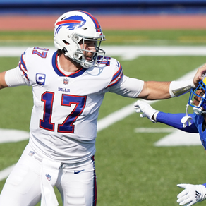 Will Josh Allen and His MVP Stats Land Him a Contract Extension Next Year?
