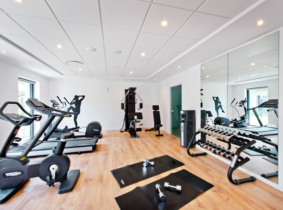 Salle de sport Kyriad Residence Cabries