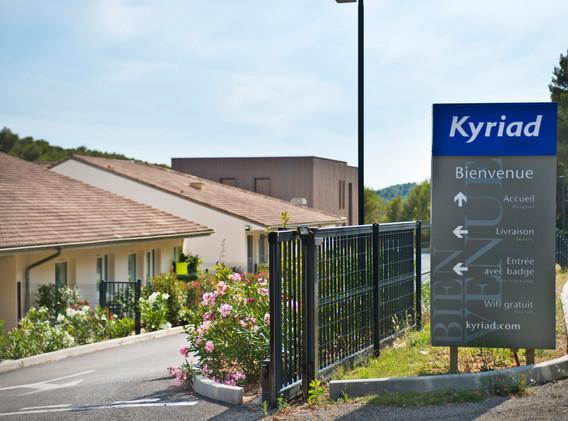 Kyriad Résidence Cabries Plan de Campagne