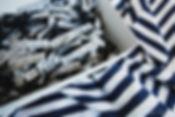 тельняшка для города white and stripe